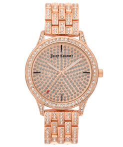 Juicy Couture Uhr JC/1138PVRG