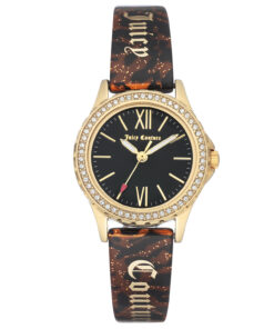 Juicy Couture Uhr JC/1068BKBN