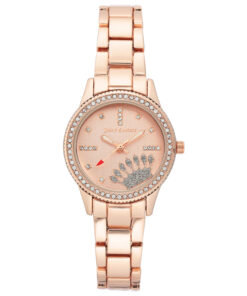 Juicy Couture Uhr JC/1110RGRG