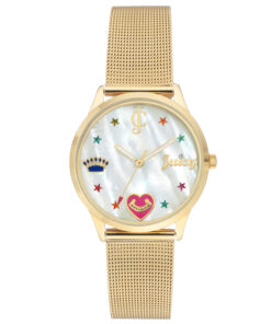 Juicy Couture Uhr JC/1024MPGB