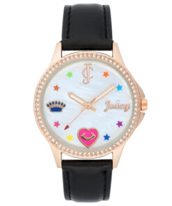 Juicy Couture Uhr JC/1106RGBK