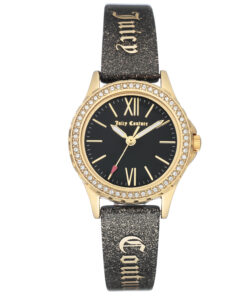 Juicy Couture Uhr JC/1068BKBK